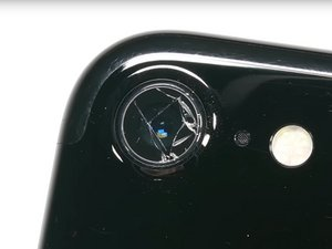 Camera Cover Glass