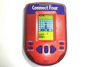 Connect Four Electronic Handheld