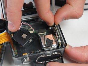 MicroSD/Micro USBポートアセンブリ