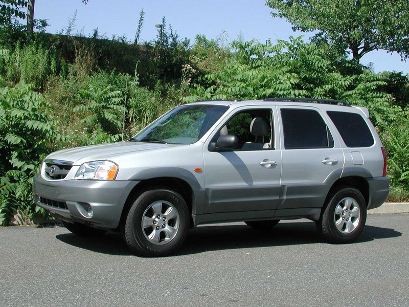2005 mazda tribute parts manual