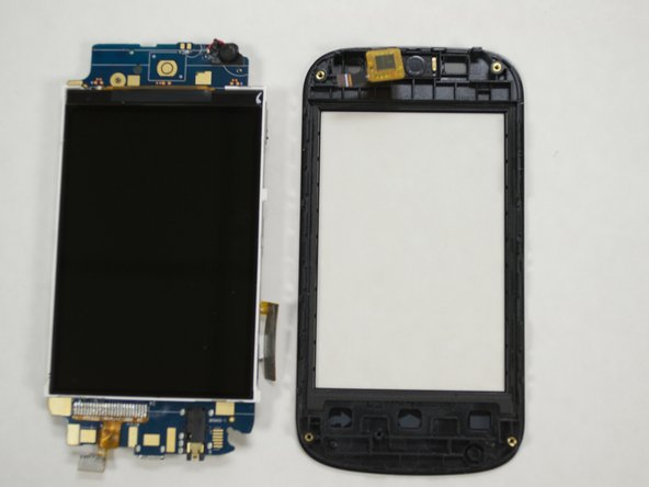 BLU Dash JR D140 Digitizer Replacement