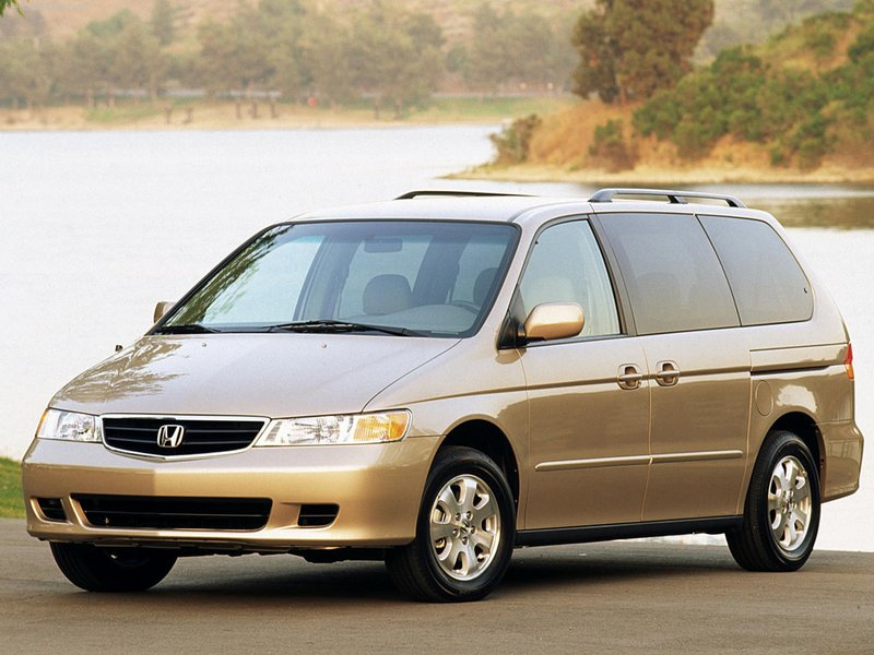 Why Aren T My Back Windows Don T Open 1999 2004 Honda Odyssey