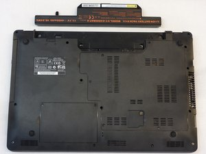 Retirer Batterie why! W253EU (Français)