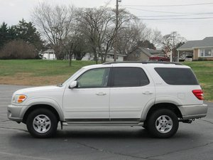 Toyota Sequoia Repair