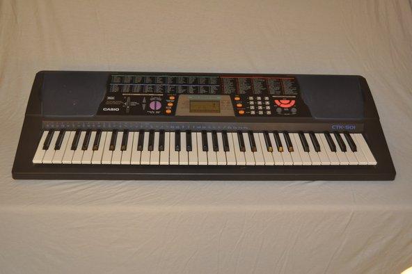 casio ctk 501 digital keyboard troubleshooting ifixit. Black Bedroom Furniture Sets. Home Design Ideas