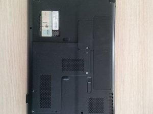 HP G61-430SB Teardown