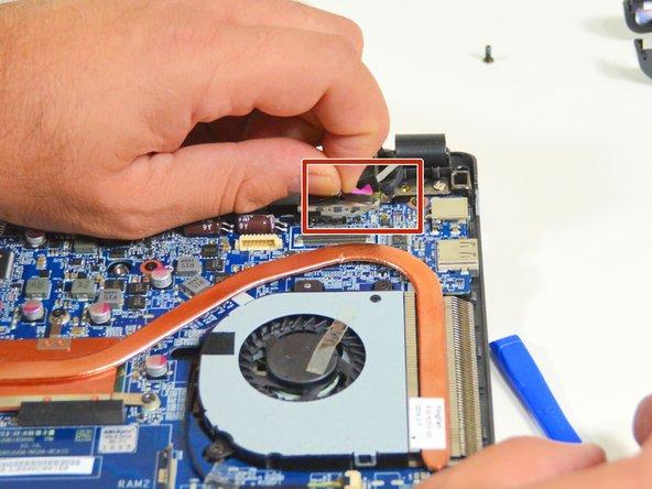 Image 2/3: Orten Sie danach die M.2 SSD Festplatte.