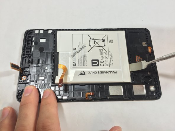 Samsung Galaxy Tab 4 7.0 Battery Replacement