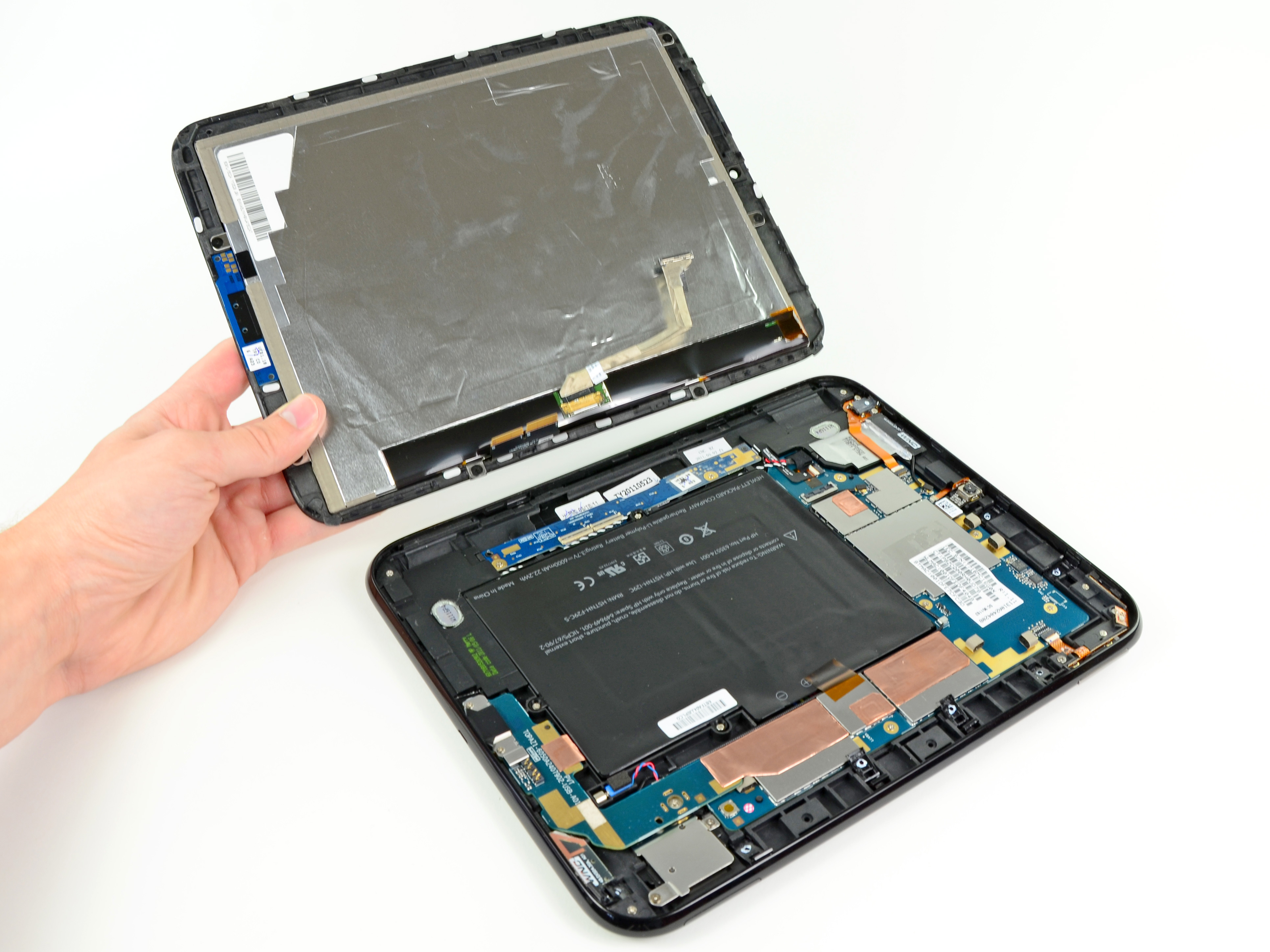 Hp Touchpad Battery Replacement Ifixit