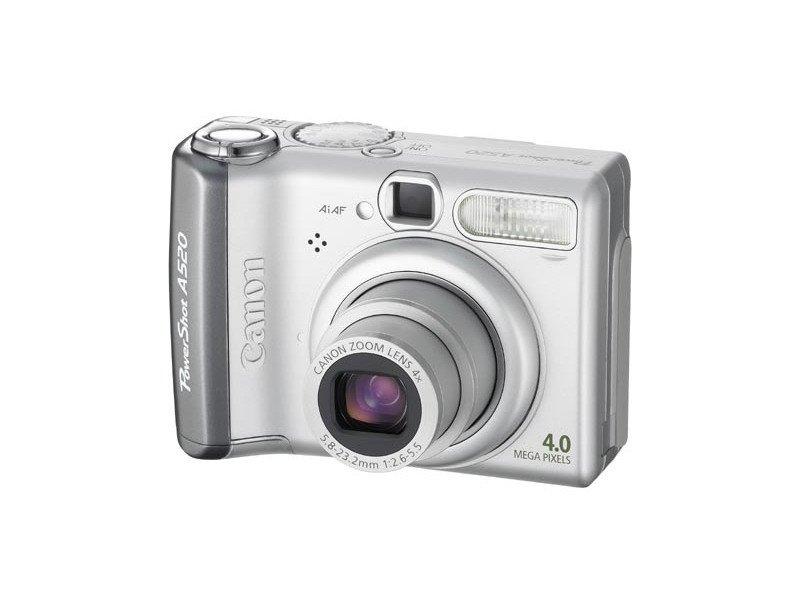 canon powershot a series repair ifixit rh ifixit com Canon PowerShot Canon A540 Memory Card Error