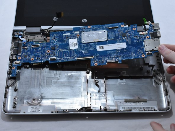 HP Pavilion x360 11m-ad013dx Motherboard Replacement