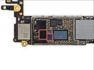 How to Clean the Logic Board of iPhone 6
