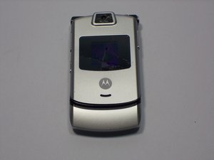 Motorola Razr V3m Troubleshooting