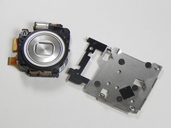 Nikon Coolpix S3100 Camera Lens Replacement