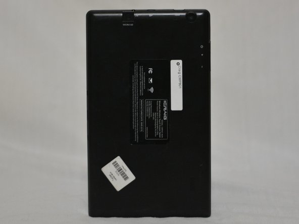 Craig CMP801 Back Cover Replacement