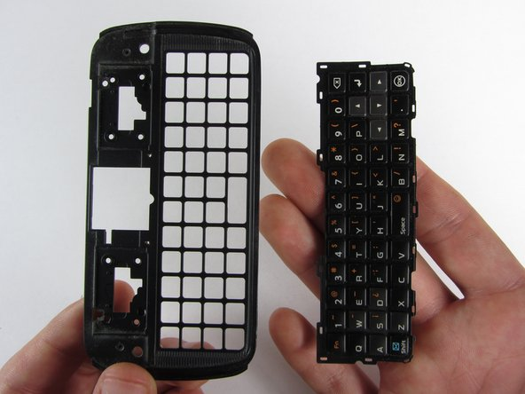 Samsung Rogue Keyboard Replacement