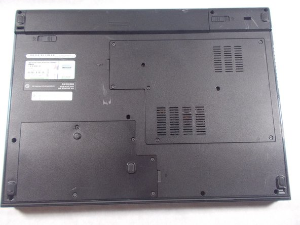 Dell Vostro 1710 Battery Replacement