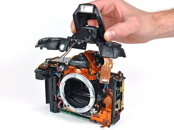 Phones/cameras on the other hand often have front and rear cases that separate to reveal the internals.