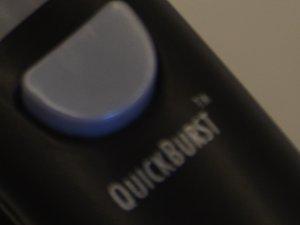 Quick Burst Button