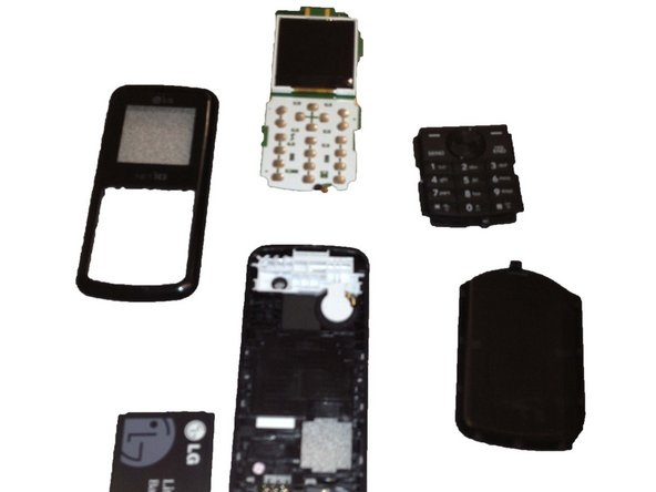 Once the phone is completely dissembled, you can replace the screen if it is cracked.  You can also replace the keypad if the buttons do not work or if there are other issues with the keypad.  Another common desire people have is to unlock the phone.  In order to do this, you must replace the SIM card, which is explained in the steps above.