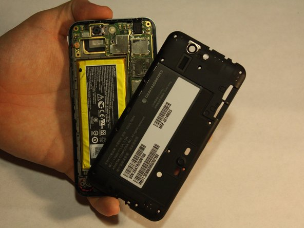 Asus PadFone S Front Facing Camera Replacement
