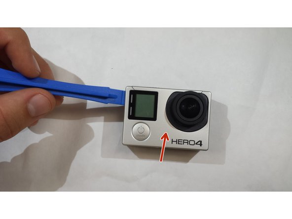 GoPro Hero 4 Black USB Replacement