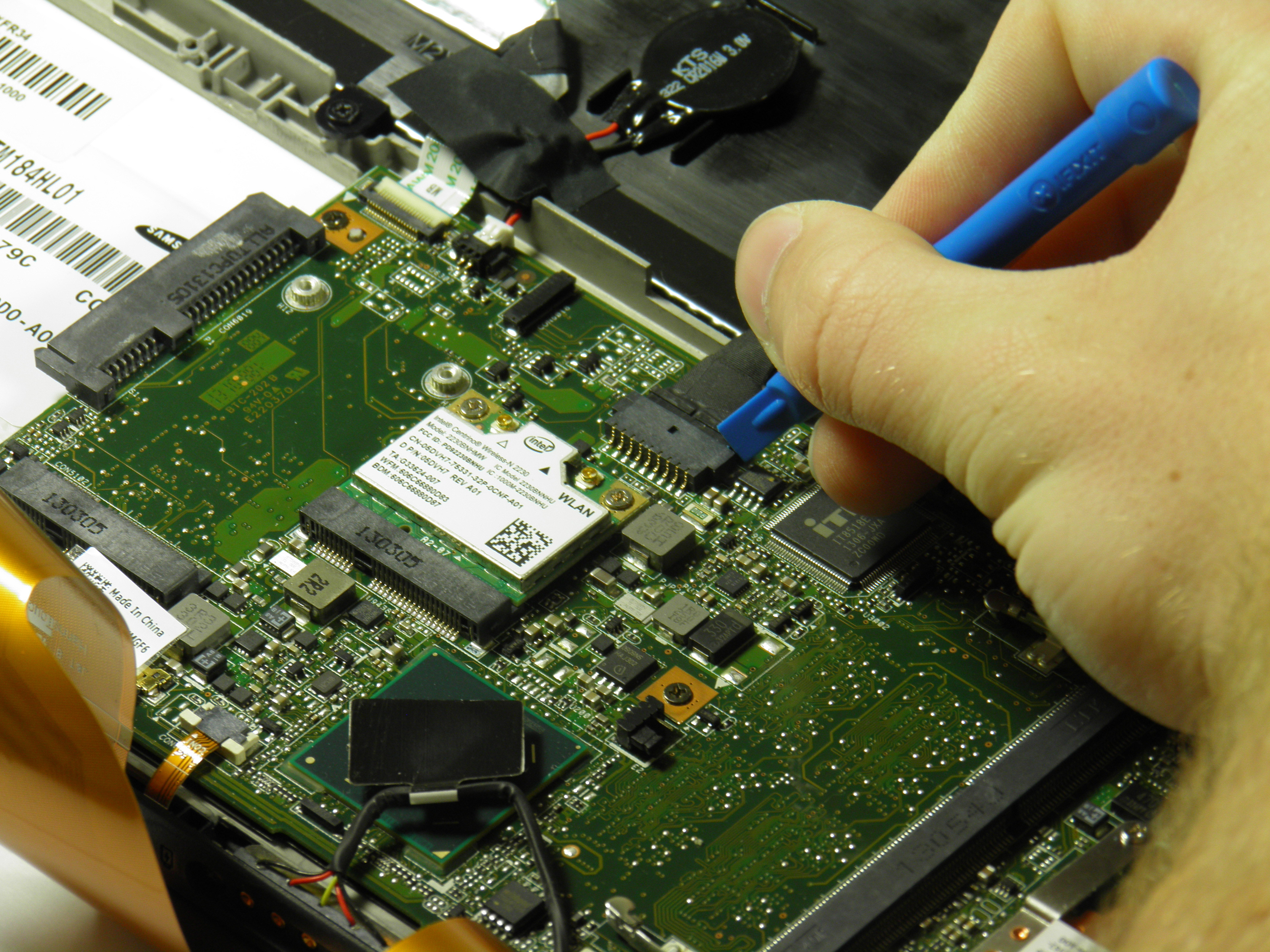 Dell Xps 18 Repair Ifixit Battery Charger Wiring Diagram
