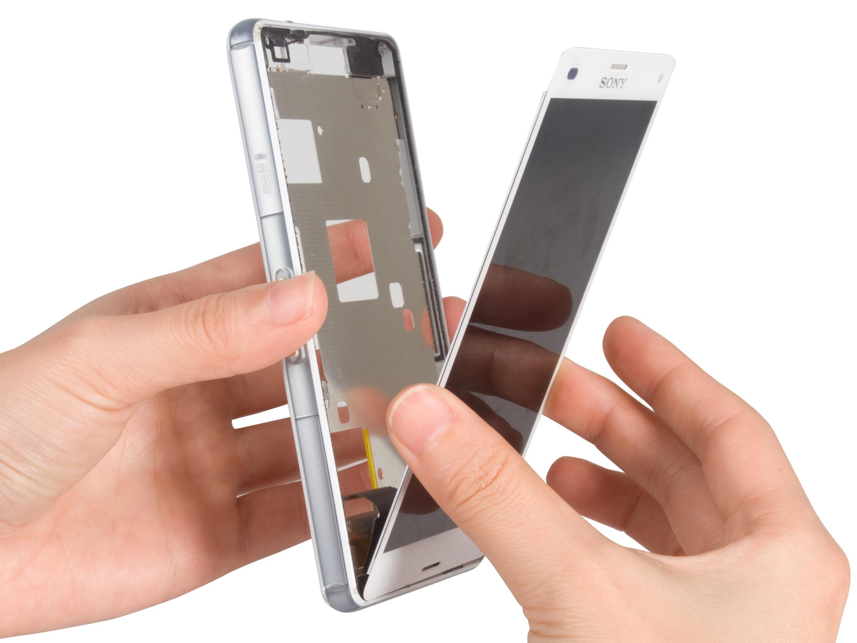 sony xperia z3 compact. Sony Xperia Z3 Compact