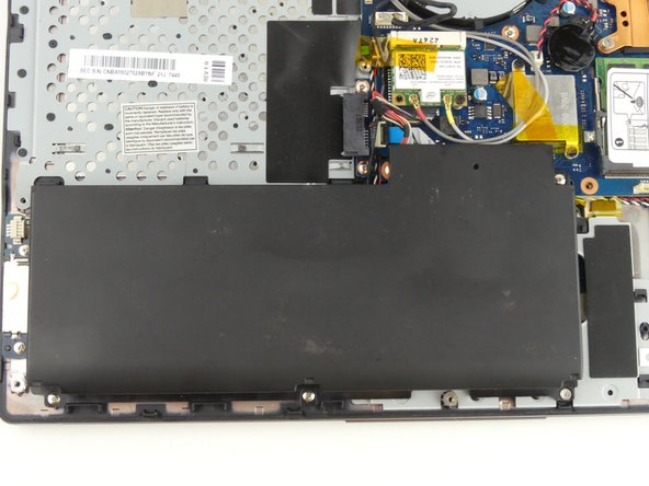Samsung NP-QX411L Battery Replacement
