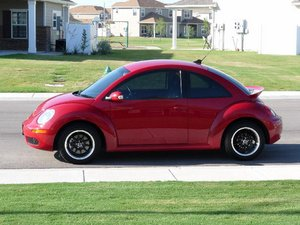 2006-2010 Volkswagen Beetle Repair
