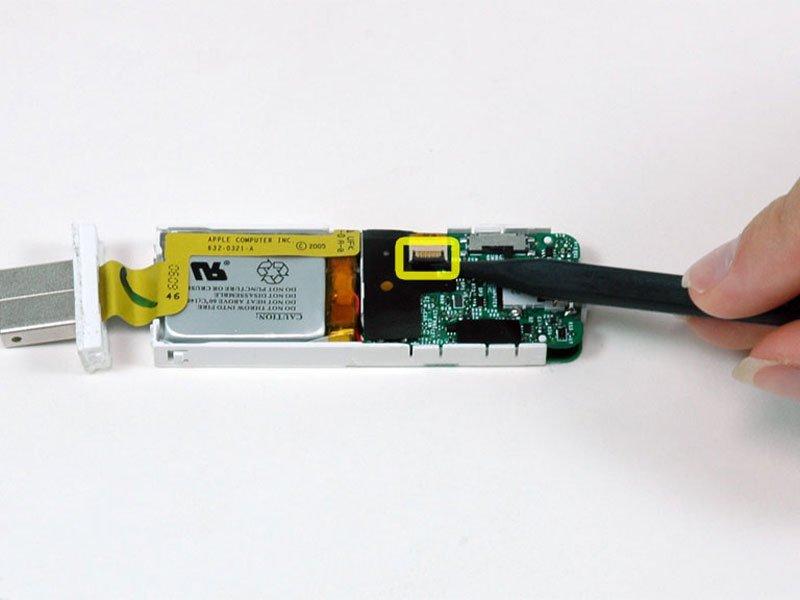 Ipod Shuffle 1st Generation Usb Port Replacement