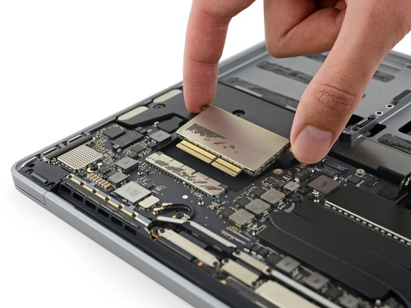 2016 MacBook Pro removable SSD