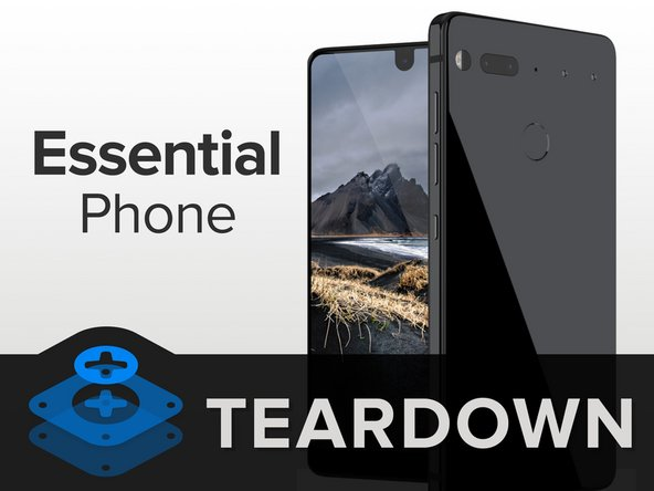 这里是Essential Phone's的一些硬件信息。