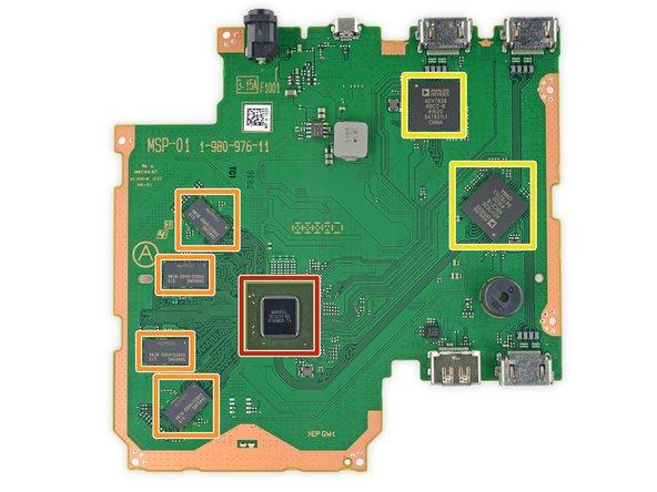 Image 1/2: Marvell [http://www.marvell.com/multimedia-solutions/armada-1500-pro-4k/|DE3214-B0|new_window=true] Armada 1500 Pro 4K SoC
