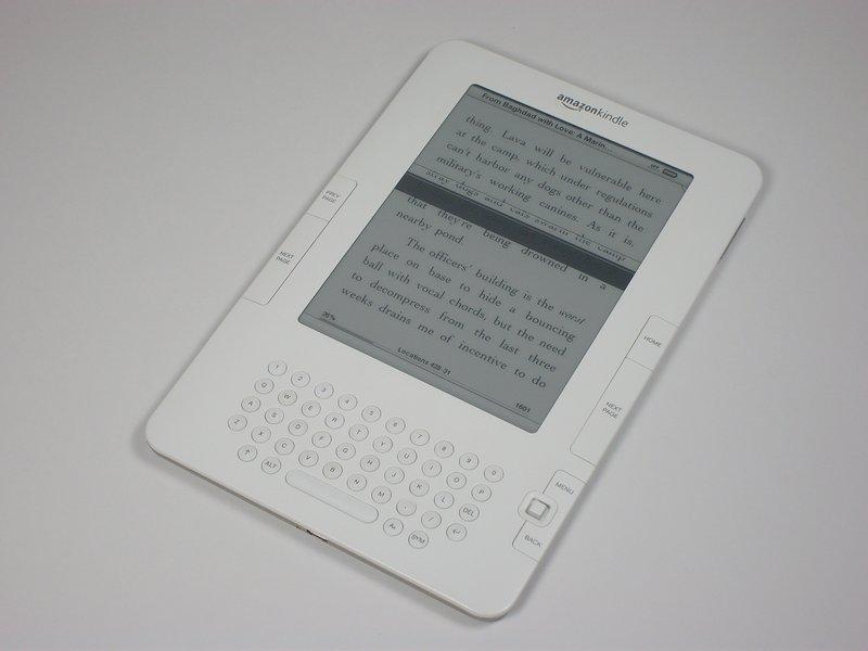 Kindle 2 Troubleshooting - iFixit