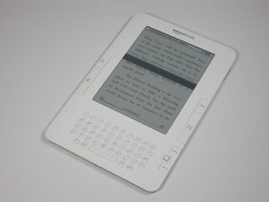 Kindle 2 Troubleshooting