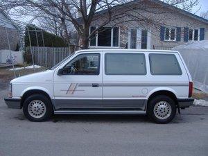 1984-1990 Dodge Caravan Repair