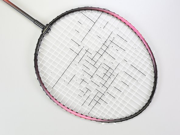 How to Restring a Badminton Racquet - iFixit Repair Guide