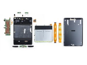 ASUS ZenPad 3S 10 Repairability Assessment