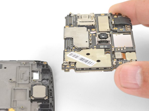 Motorola Moto E4 Plus Motherboard Replacement