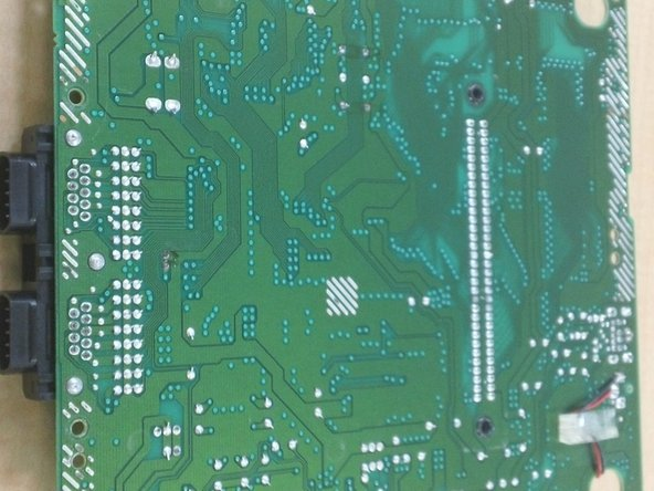 This is the circuit board.