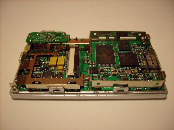 Ahh, the logic board, take a moment to admire it.