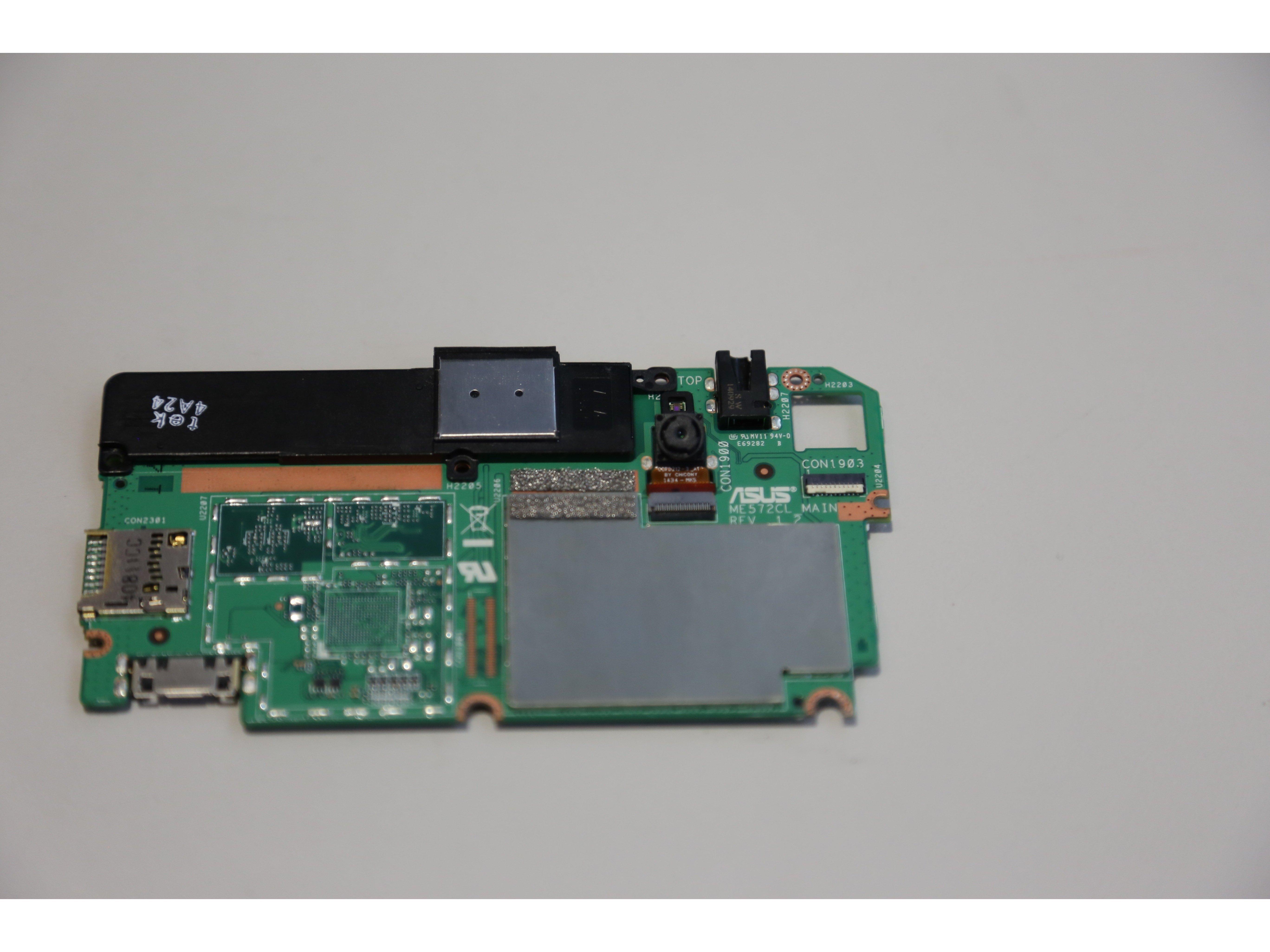 ASUS MeMO Pad 7 (ME572C) Front Camera Replacement - iFixit Repair Guide