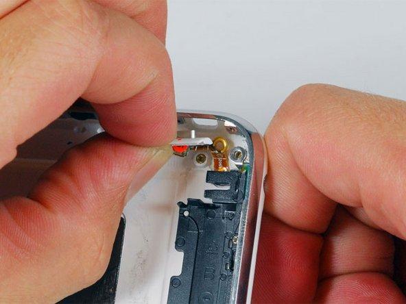 """Remplacement du bouton """"mute"""" de l'iPhone 3G"""