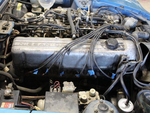 Datsun 280z Fuel Line Replacement - iFixit Repair Guide on
