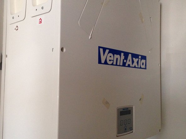 How to clean the Vent-Axia MVHR cells