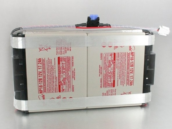Puritan Bennett 840 BPS Battery Replacement