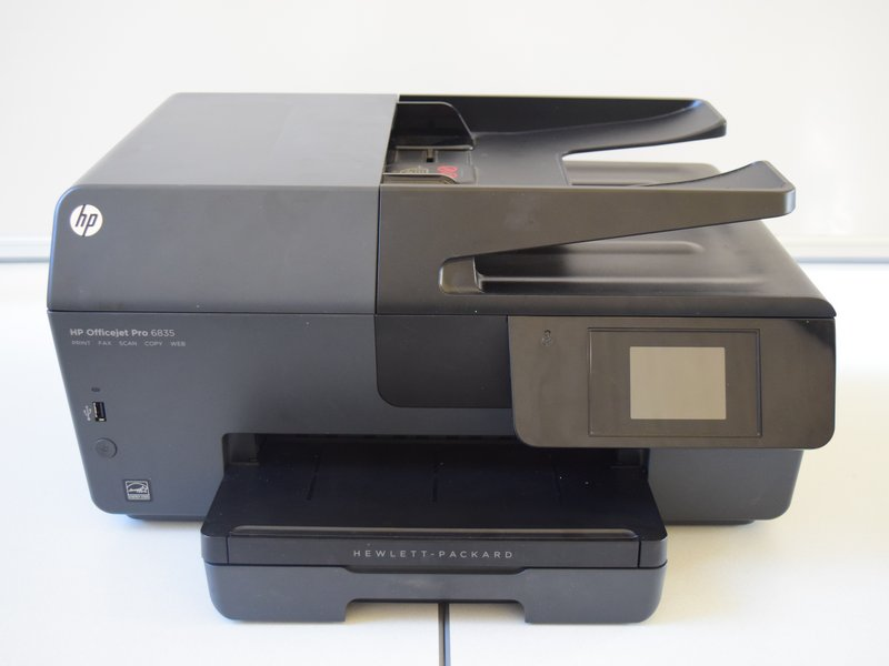 HP Officejet Pro 6835 Troubleshooting - iFixit