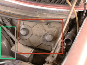 How to check Mercedes W123 Fuses - iFixit Repair Guide mercedes c220 fuse box layout iFixit