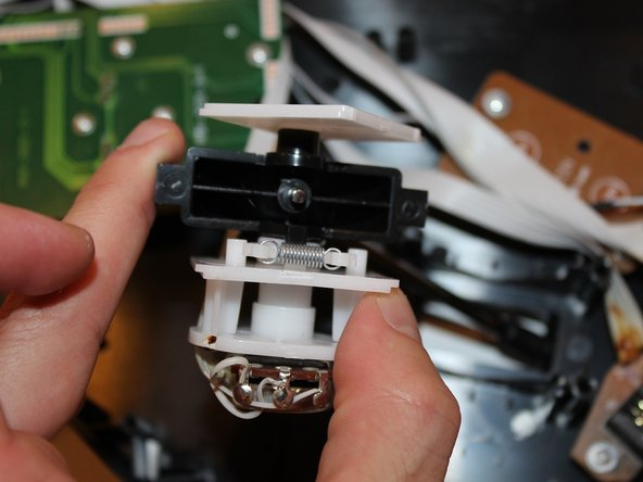 Make sure the wires are not cut or damaged or it may need replacement.